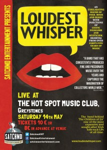 Loudest Whisper @ The Hot Spot
