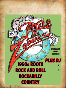 Rock n' Roll Revival - Tom Cat & the Zodiacs @ The Hot Spot