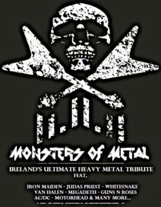 monsters of metal